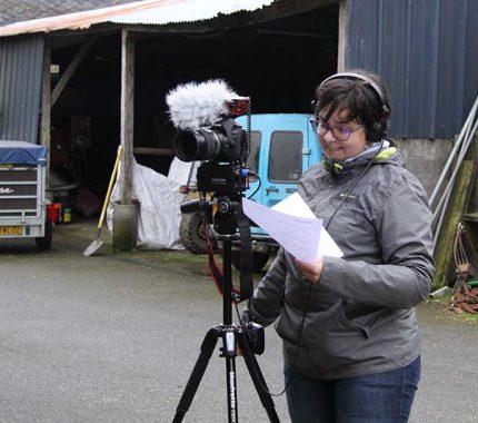 Julie Santier Chef de projets communication agriculture Appaloosa